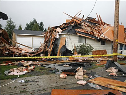 FAQs about tornadoes in Oregon