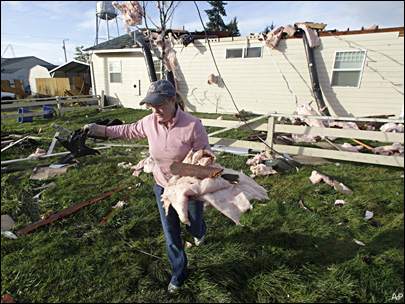 No word yet on disaster declaration for Aumsville