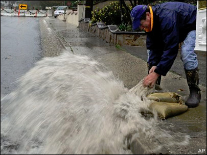 Calif. rain shatters records, and more is coming