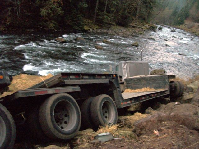Santiam River crash