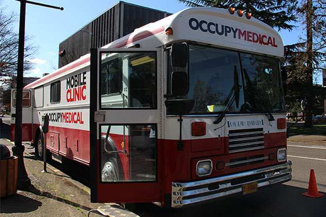 Occupy Medical: 'If you need help - you get help'