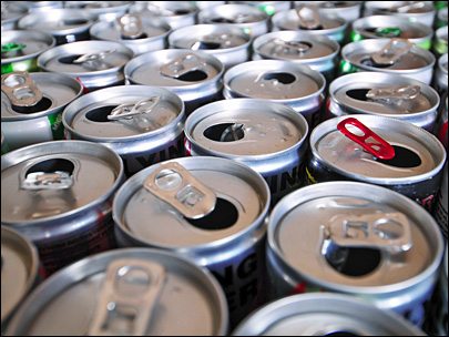ER visits tied to energy drinks double in 4 years