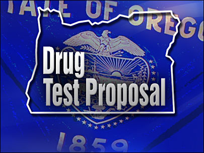 Should Oregon require drug tests for welfare, food stamps?
