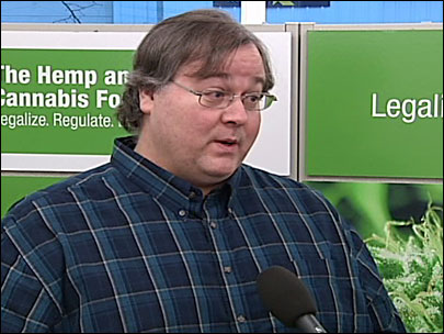 Marijuana license broker faces tax charges