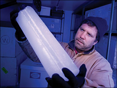 Deepest freeze: OSU prof part of record-setting ice core drill in Antarctica