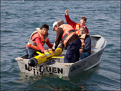 Yellow submarines: Oregon State expands fleet of undersea gliders