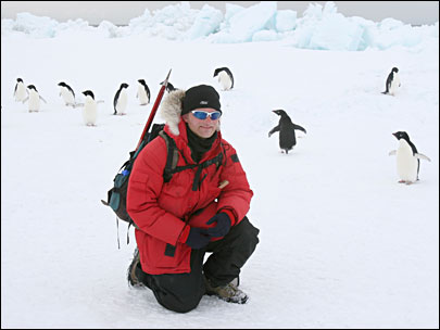 Birding prodigy from Eugene writes book about penguins
