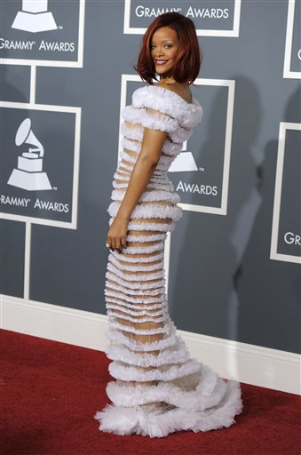 APTOPIX Grammy Awards Arrivals