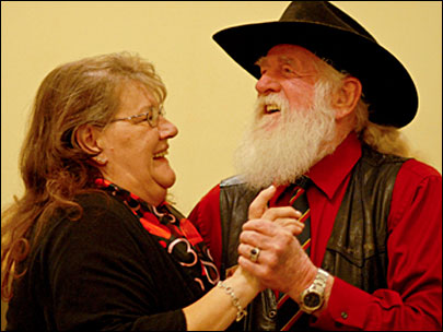 Cowboy Church celebrates love - and chili