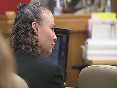 Murderer mom to jury: &#39;I am at peace with your decision&#39;