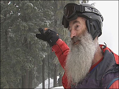 Willamette Pass avalanche expert: 'I know the bad spots'