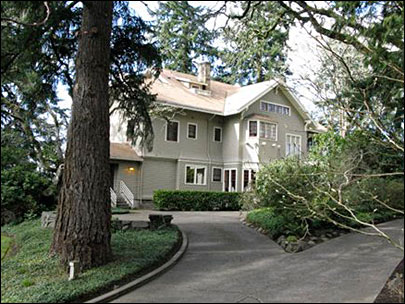 Oregon spends $41K per year on chancellor's Eugene home