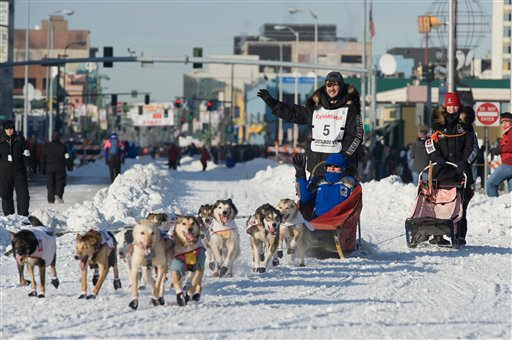Iditarod Dog Race