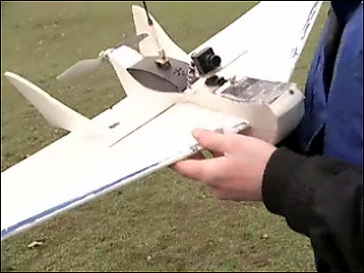 Just fun or a high-tech hazard? R/C aircraft morph into 'drones'