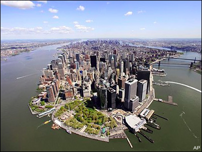 Vision 2020: NYC New Waterfront Plan