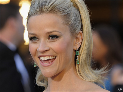 Reese Witherspoon weds agent beau