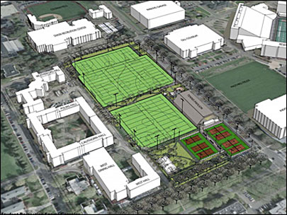 OSU to dedicate new student rec complex Friday
