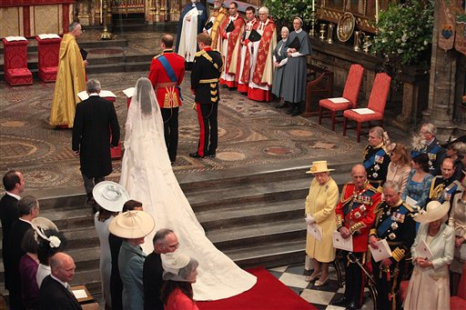 Britain Royal Wedding