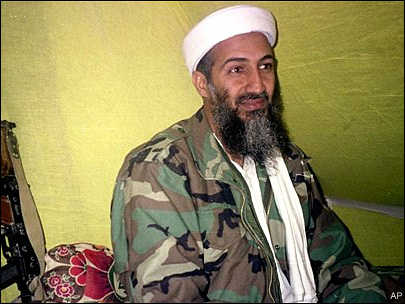 Bin Laden took a path of fanaticism and terror