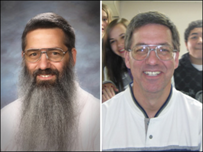With bin Laden dead, teacher shaves 10-year-old beard