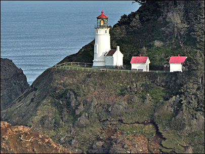 Remarkable restoration: Heceta Head Lighthouse