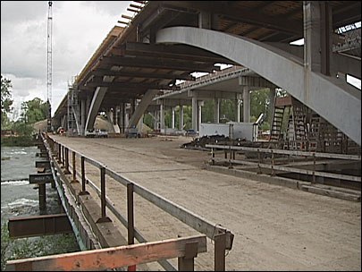 New I-5 bridge over Willamette ahead of schedule