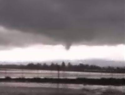 VIDEO: Funnel cloud spotted near McCall, Idaho