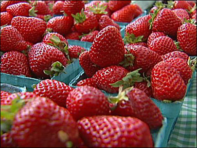 One dead, 10 sick from E. coli traced to strawberry farm