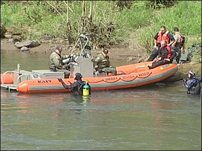Missing man's body found in North Umpqua