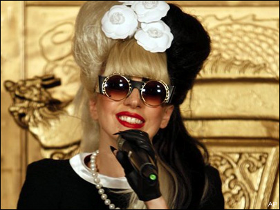 China bars some Lady Gaga hits from download sites