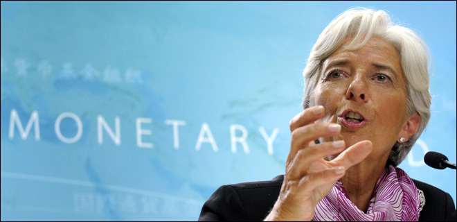 IMF chief predicts sustainable Gulf growth