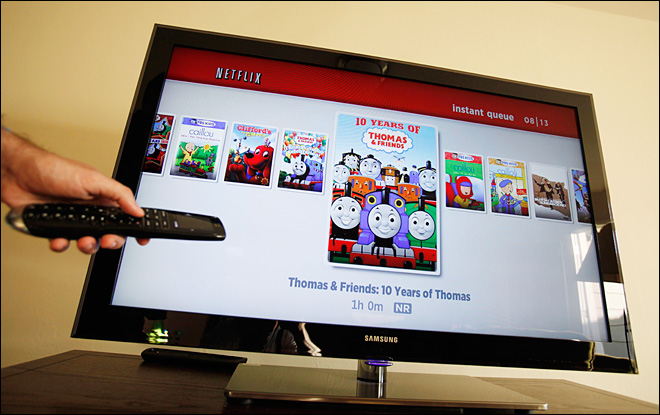 Netflix, Warner Bros. reach licensing agreement