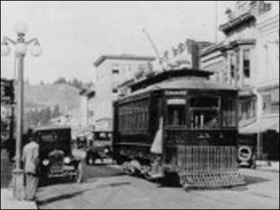 Looking back to the future: Streetcars in Eugene?