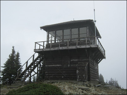 Technology replaces humans at forest fire lookouts