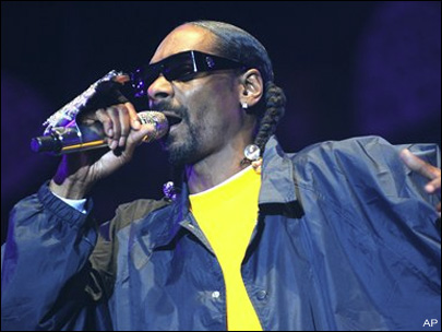 Snoop Dogg busted with marijuana in Norway