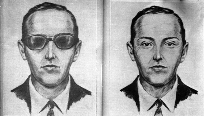 TV show devotes episode to D.B. Cooper