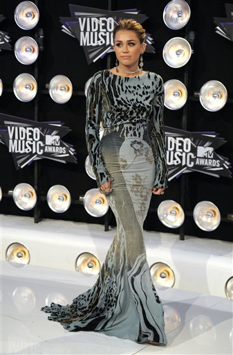 2011 MTV Video Music Awards Arrivals