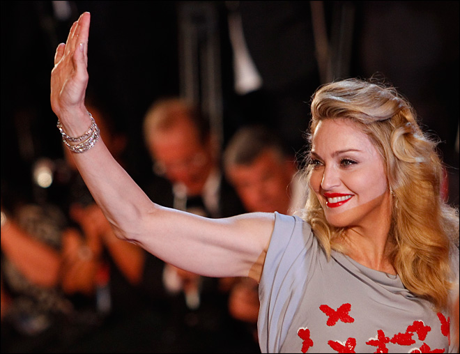 Madonna to perform at halftime of Super Bowl