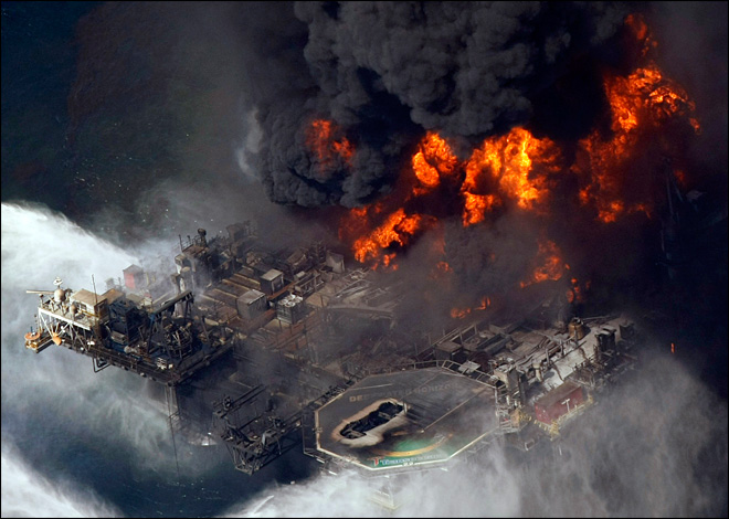 BP suspended from new U.S. government contracts