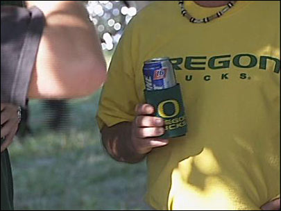 When can you crack open a cold one in public in Eugene?
