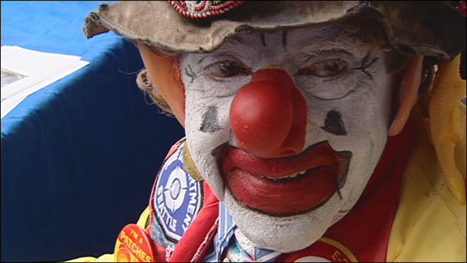 Celebrity clown J.P. Patches dies