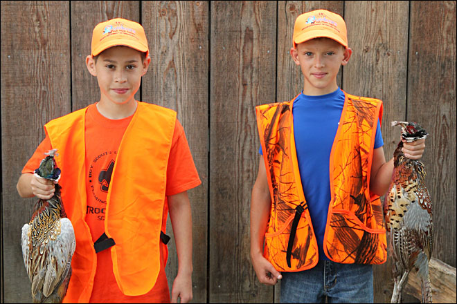 Number of young hunters dropping in Oregon