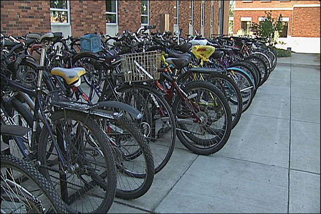 Corvallis leads country in bicycle commuting