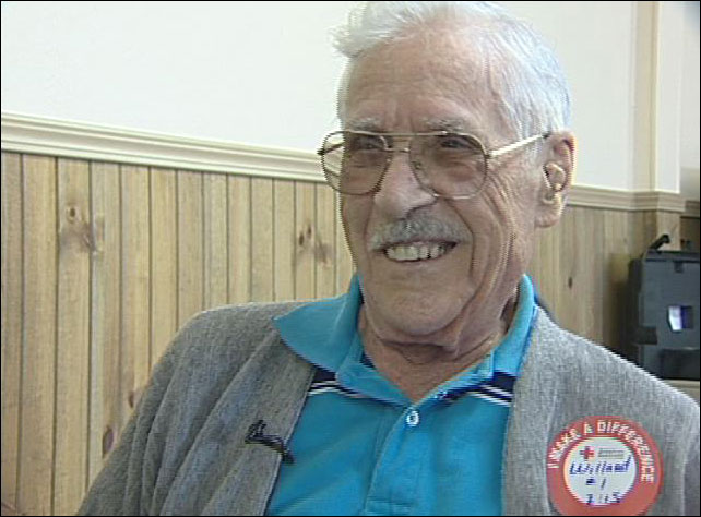 America's oldest blood donor lives in Oregon