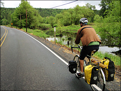 Tour Oregon on two wheels