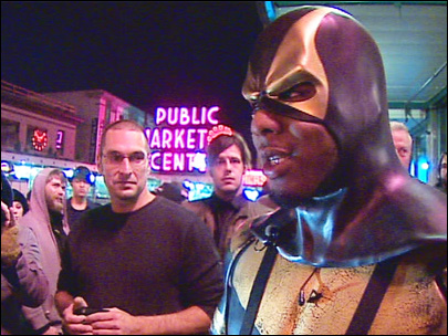 Self-styled superhero Phoenix Jones loses his job