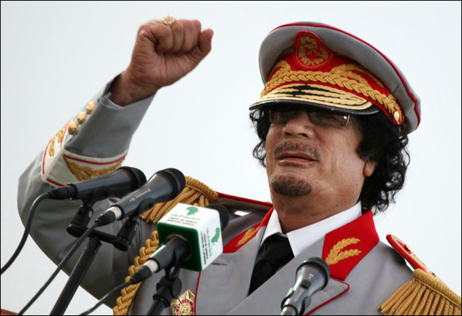 Libya's Moammar Gadhafi killed in hometown battle