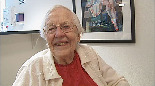 Happy 103rd birthday, Thelma Gilreath!