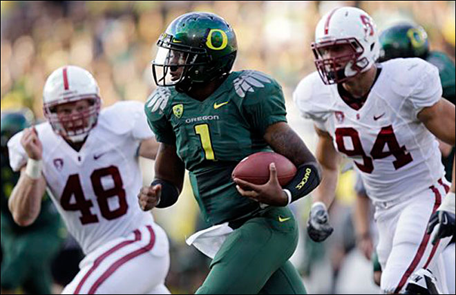 Stanford-Oregon game generates plenty of hype | Local & Regional News ...