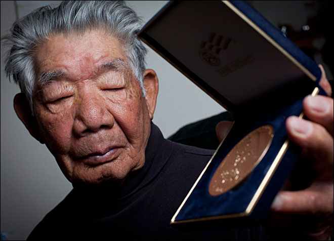Japanese-American World War II veteran: 'We had something to prove'